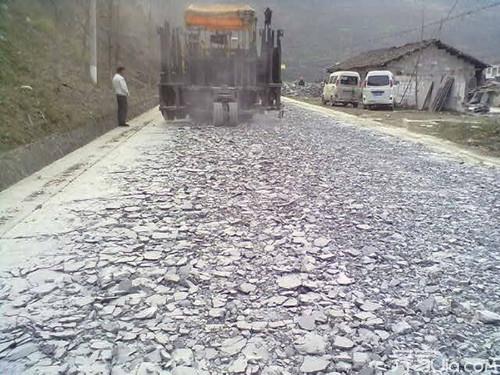 水泥混凝土路面碎石化施工工艺及施工注意事项