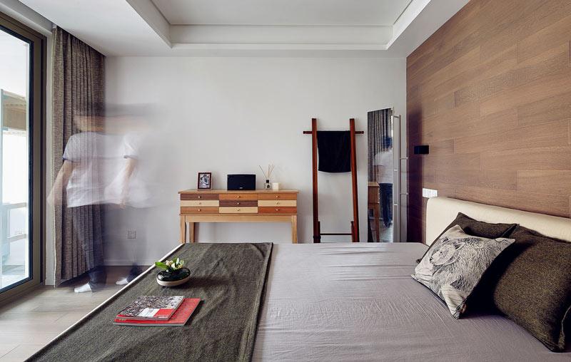 简约风格宜居卧室装修效果图