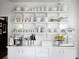 厨房收纳有妙招 6款收纳架效果图