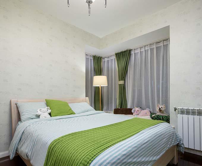 次卧室装饰效果图