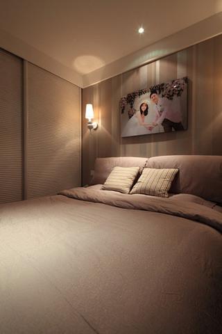 温馨小户型主卧室装修效果图