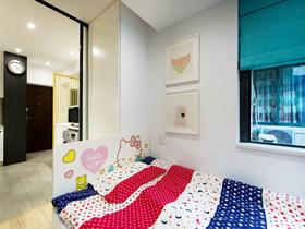 小空间里的两房设计 34平小户型完美装修