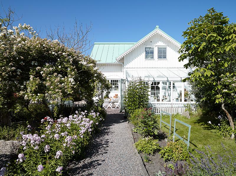 北欧风格乡村小花园装修效果图