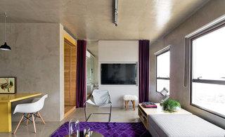 68平米loft风格单身公寓图片