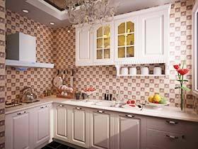 几平米的空间  11个迷你厨房装饰图