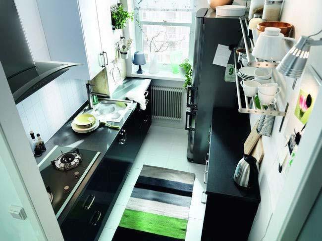 超迷你厨房图