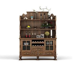 餐边柜装修效果图