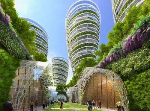 什么叫绿色建筑