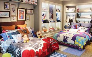 米奇卧室装修图