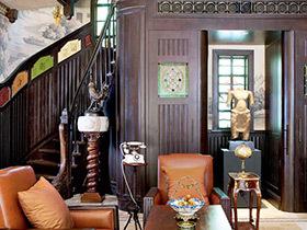 东南亚风情别墅  住在这样的家每天都在度假