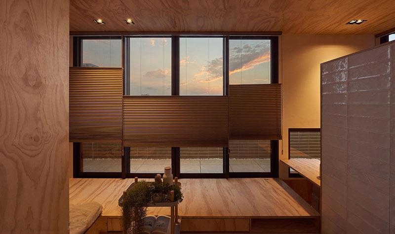30平米错层迷你小屋窗户装修效果图
