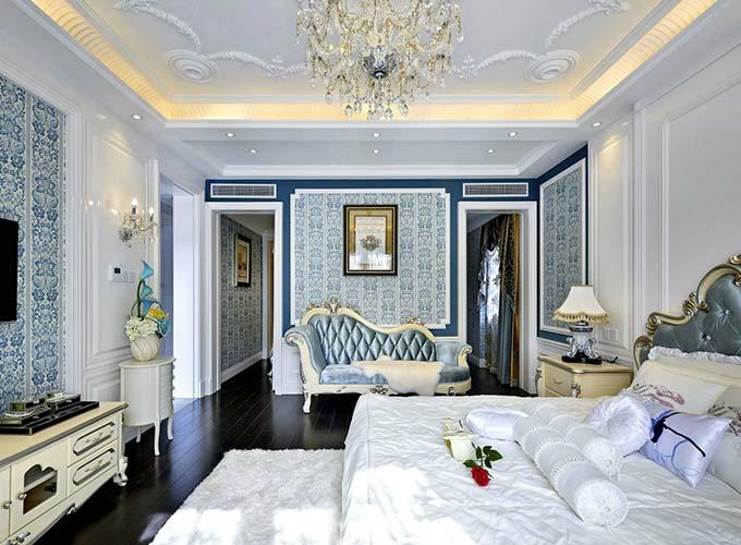 次卧室装饰图片