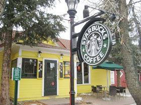 星吧克咖啡厅装修效果图