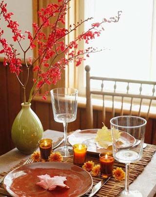 中式风格乐活餐厅装修效果图