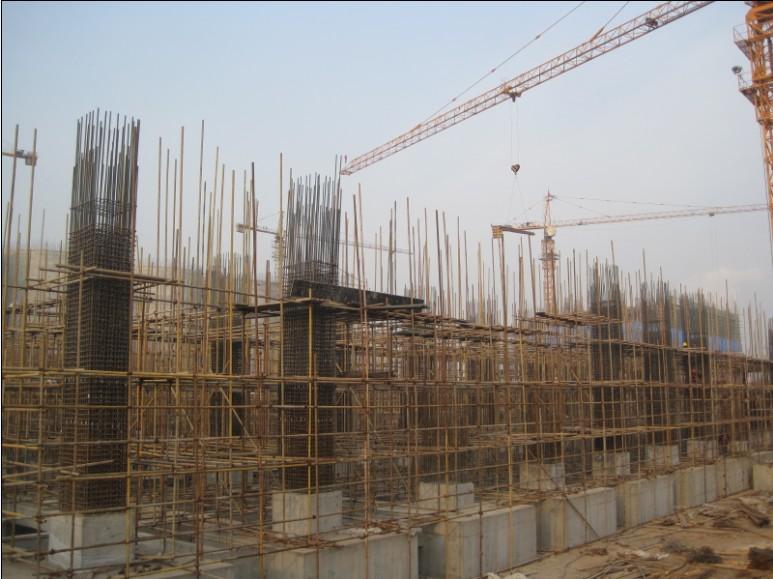 结构的支撑作用,没有框架明显,一个框架肯定是直接受力的,而框支梁柱