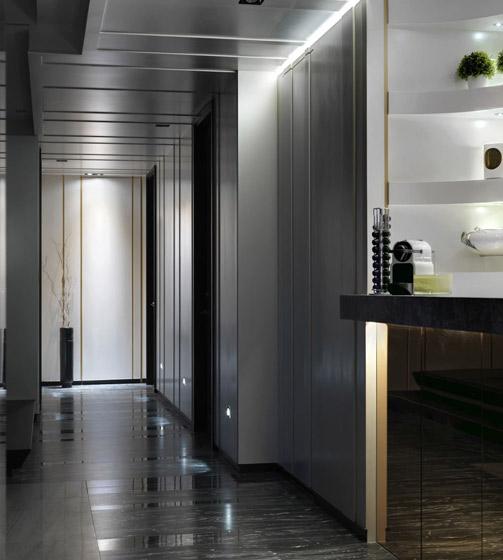 时尚优雅走廊装修效果图