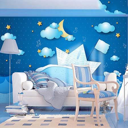 儿童房设计图片