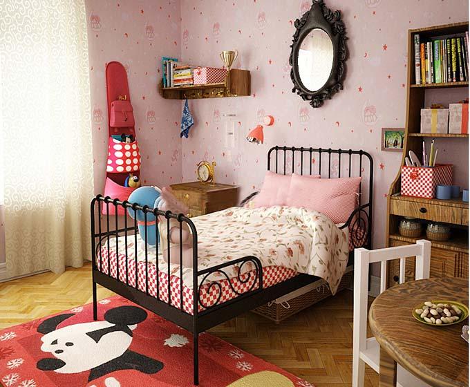 儿童房设计与装修