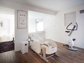 运动健将  10款家庭健身房效果图