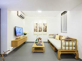27平小破屋变身 3室2厅装修改造效果图