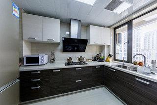简约风格时尚厨房装修效果图