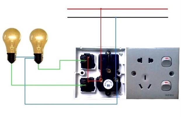 电灯开关怎么接,电灯开关品牌,电灯开关选购,电灯开关接触不良怎