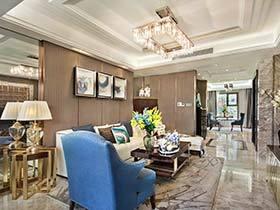混搭不失美丽   120平两居室设计实景图