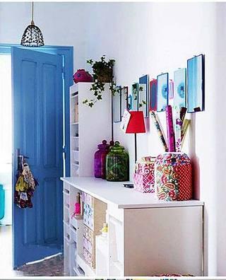 玄关柜装修装饰效果图
