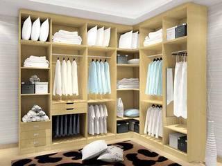 衣柜组合装饰图片