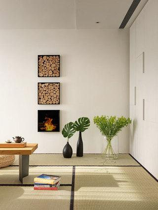 客厅改造榻榻米装修效果图