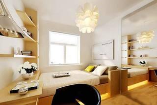 卧室榻榻米装饰图