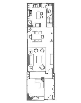 215平民族风别墅平面设计图