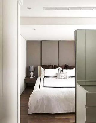 现代简约卧室装修装潢