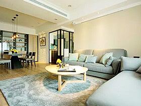 多重美感叠加的空间  这样的家你一定喜欢