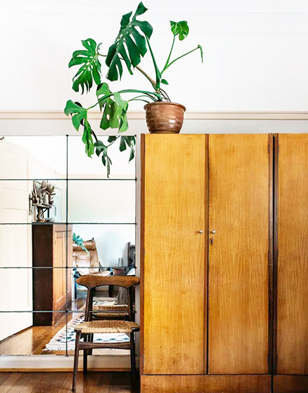 55平小公寓衣柜设计图
