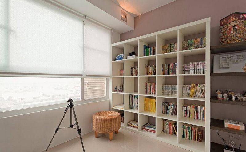 59平混搭书房风格装修
