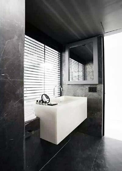 卫生间装修装饰效果图
