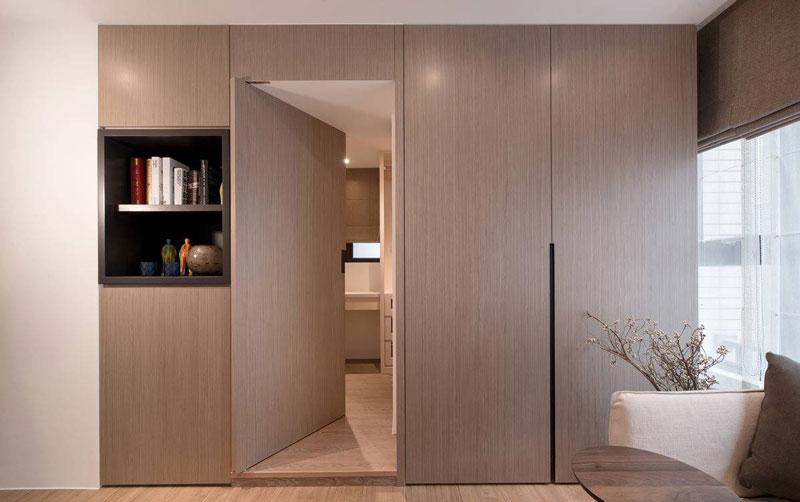 90平现代简约风格卧室装修