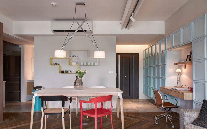 60平小户型客厅装修