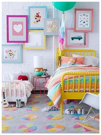 儿童房设计实景图