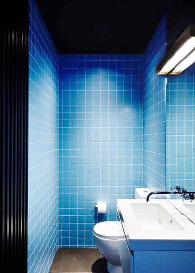 卫生间洗脸池效果图片