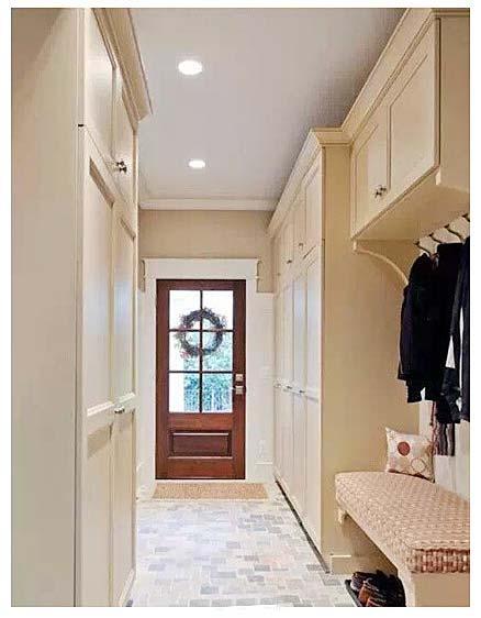 走廊设计玄关效果图