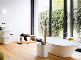 卫浴也要有型有色 11个型男卫生间效果图