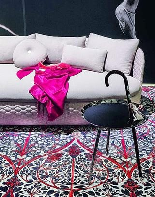 创意时尚沙发边几设计图片