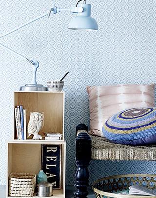 模块化收纳型沙发边几图片