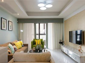15万装修90平米小公寓 家庭主妇的精致家