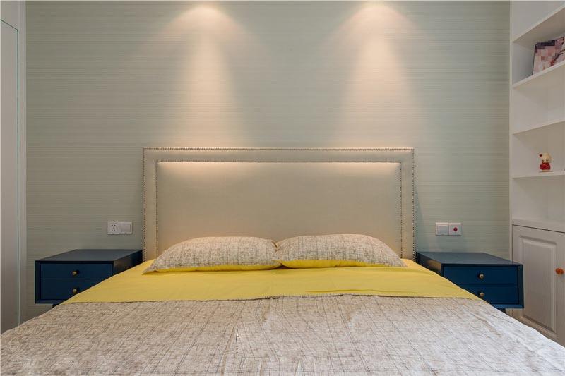 15万装修90平米卧室装修效果图