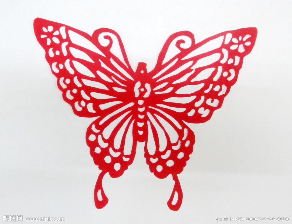 雪花剪纸,中国剪纸方法技巧,剪纸的历史,蔚县剪纸的特点 齐家网