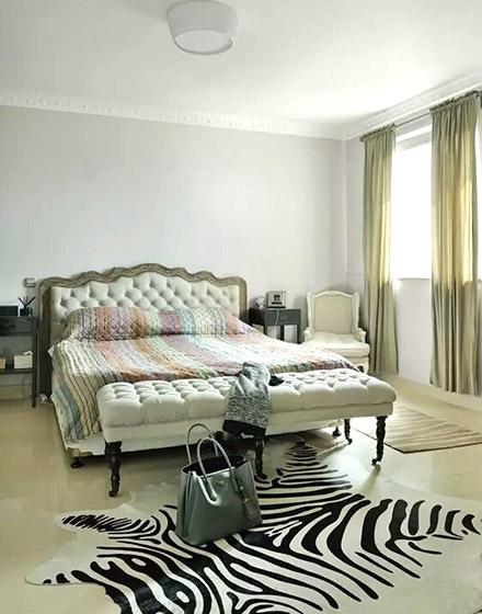 90平混搭风格卧室装修设计图大全