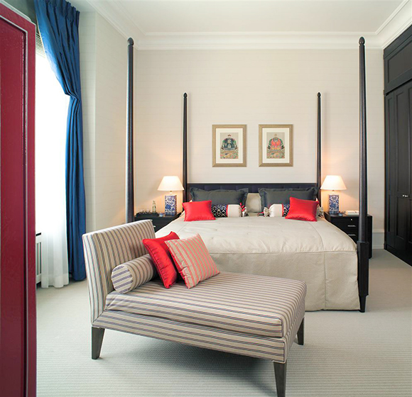 卧室沙发构造布置图片